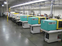 Precision Injection Molding - ProAction Products - Custom Injection